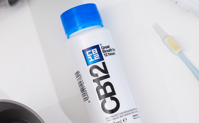 还在犹豫CB12漱口水怎么样?闭眼入就对了