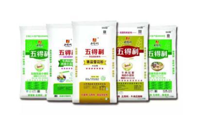 五得利哪种面粉适合做饺子