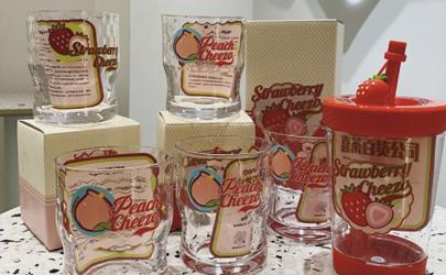 喜茶Contigo联名杯多少钱 吸管杯和玻璃杯价格不同