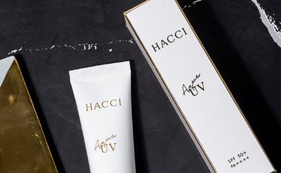 hacci防晒霜是物理防晒吗