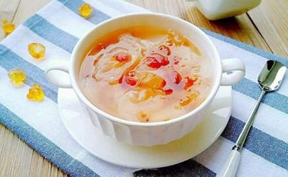桃胶煮的时候味道变酸了怎么回事?有可能和食材有关!