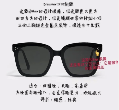 gm2020新款眼镜纠结买哪个?gm最火墨镜评测都在这里了!4