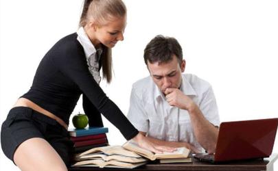 发现领导和女员工关系不正常怎么办?请抑制住你的好奇心