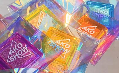 miniso名创优品极光之虹单色眼影色号选择及试色,日常色都在这里啦!