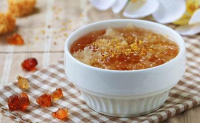 桃胶除了炖煮还有其他的吃法吗?炒着吃蒸着吃都不错!