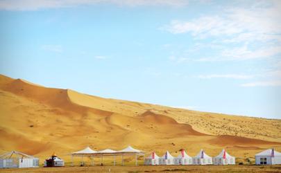 去过不后悔系列!巴丹吉林沙漠游玩推荐