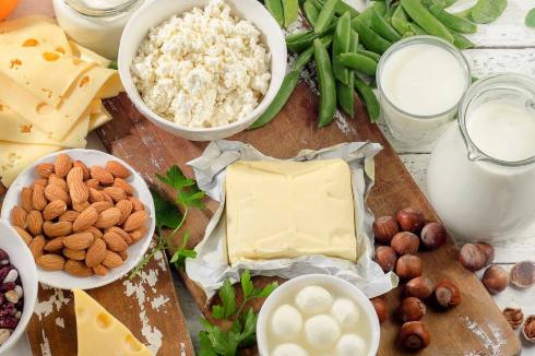 孕激素靠吃可以补吗?这些食物平时要多吃1