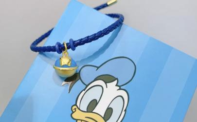 周大福迪士尼联名唐老鸭也太可了吧!每一款都很心水~