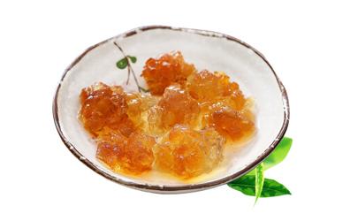 桃胶放到成坨还能吃吗?大多不建议吃!