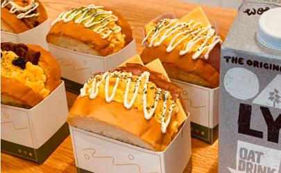 上海eggbomb探店,韩剧同款厚蛋吐司三明治get!