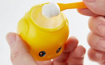 福而可小黄鸭面霜适合多大的宝宝
