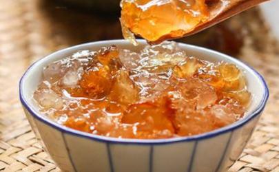 桃胶为什么泡发有米酒味?泡太久已经发酵变质了!