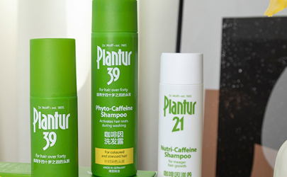 有了朴兰图21咖啡因洗发水,90后再也不怕脱发了!