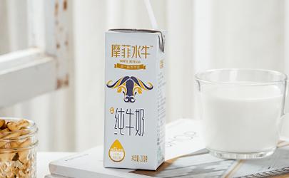 摩菲水牛奶是水牛产的奶吗?到底是不是纯牛奶?