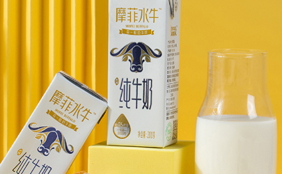 摩菲水纯牛奶好不好 摩菲水纯牛奶评测