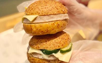 喜茶未来肉芝士堡多少钱好吃吗?植物肉低热量适合减肥的小伙伴!