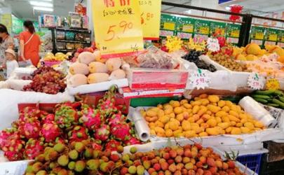 卖水果是开店好还是摆摊好