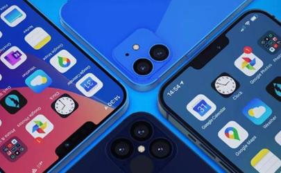 iPhone12海军蓝新配色你会入手吗?看看真机图香不香!