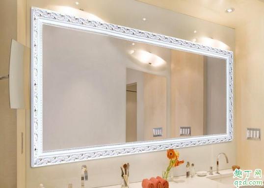 镜子有缝隙是单面镜还是双面镜3