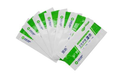 一次性消毒纸巾是什么垃圾