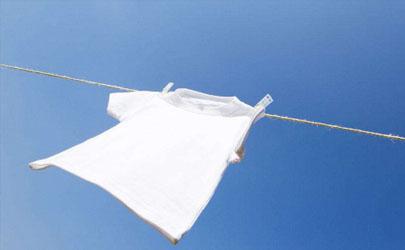 衣服领口发黄用什么洗