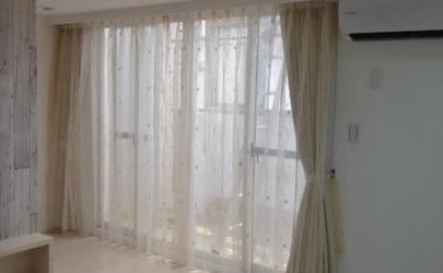 网上买的窗帘找谁安装