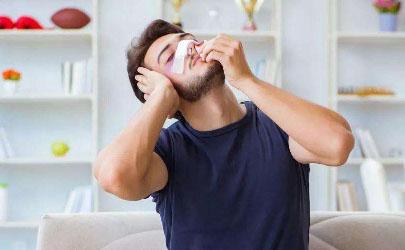 按哪个部位可以止鼻血