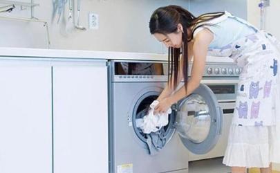 洗衣机洗衣服都是毛怎么办