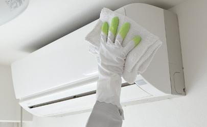 花露水可以清洗空调吗