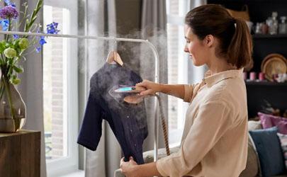 衣服很多褶皱没有挂烫机怎么办