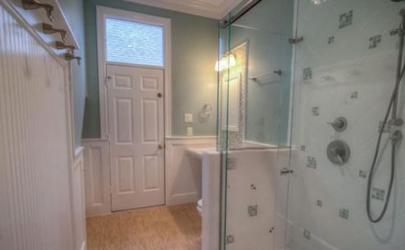 卫生间装木门如何防止发霉