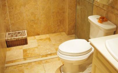 卫生间漏水可以不拆瓷砖做防水吗