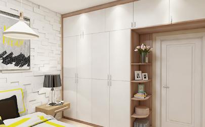 定制衣柜是在刮墙前安装还是后面