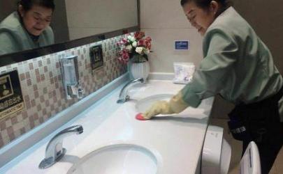 洗手台脏的擦不干净怎么办