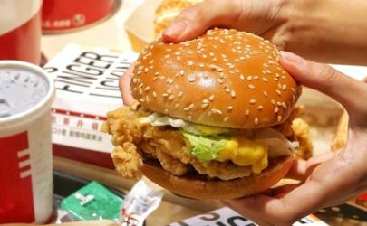 肯德基榴莲芝士鸡腿堡好吃吗