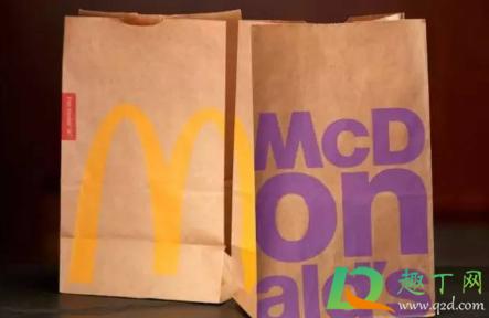 麦当劳饮料打包是塑料袋吗3