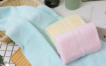 毛巾变滑像鼻涕一样为什么