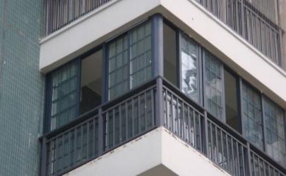 高层楼房外面的窗户怎么擦