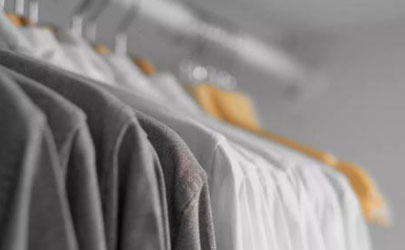 干洗店能处理84烧黄的衣服吗