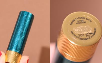 Gucci2020新品复古蓝管口红309适合黄皮吗