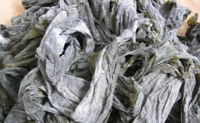 长霉的海带洗干净可以吃吗