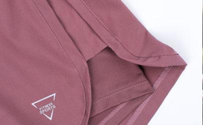 为什么短裤后面都是霉斑