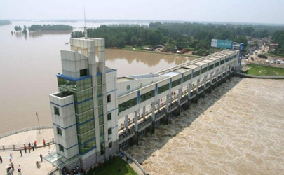王家壩為什么要開閘泄洪
