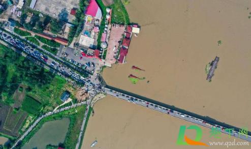 王家坝为什么要开闸泄洪3