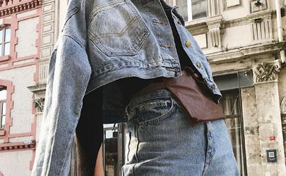男生穿女款牛仔裤能看出来吗