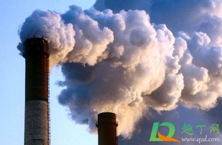 空气污染是汽车排放尾气造成的吗2