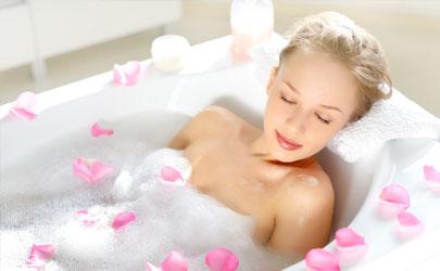 泡澡水温太高有害吗