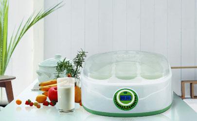 酸奶机内胆不能用洗洁精清洗吗
