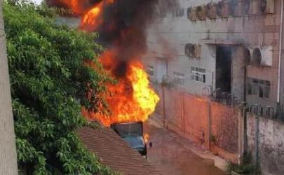 东莞油罐车爆炸事件经过