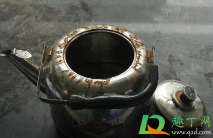 水壶铁锈如何用醋清理1